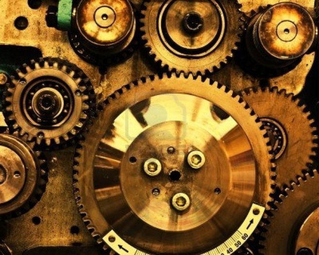 Manuficient - Golden Gears