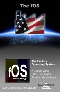 Manuficient Consulting - fOS Booklet Cover
